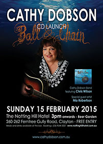 Cathy-Dobson-CD-Launch-Poster