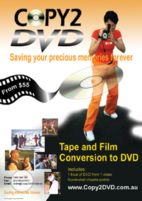 Tracey Roberts - Copy2DvD