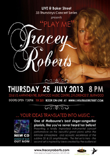 Tracey Roberts - L@BS poster