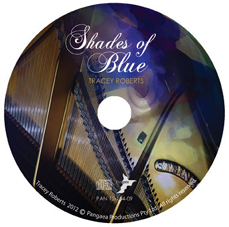 Tracey Roberts - Shades of Blue label